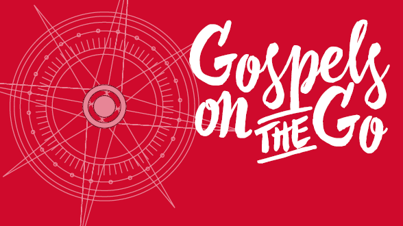 Help expand God's reach by sharing the Gospels of John everywhere you go!