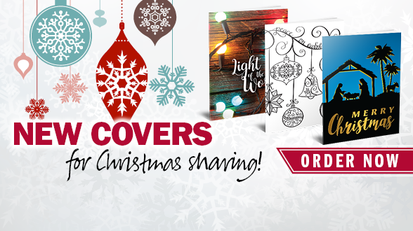 For many, gift planning starts months before the actual holiday, but with these new covers why wait!  Order today.