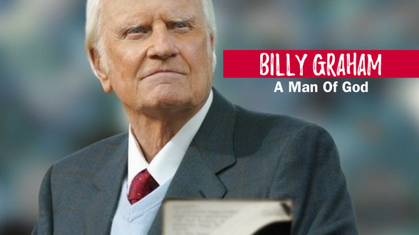 Well done, good and faithful servant. The League is grateful for the incredible spiritual legacy of Reverend Billy Graham.