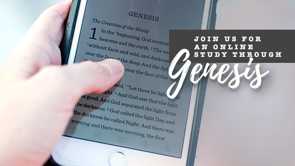 Join League CEO David J. Collum for an online Bible study through Genesis. Starts 4/16.