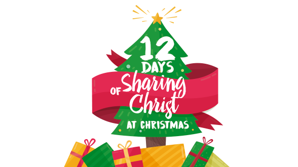 To keep Christ at the forefront of this season, we're launching a new evangelism challenge called the 12 Days of Sharing Christ at Christmas! Order your sharing kit today!