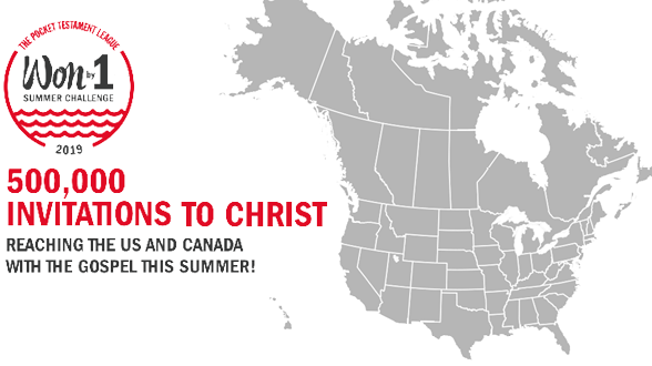 Join the movement of Christians reaching North America for Christ!