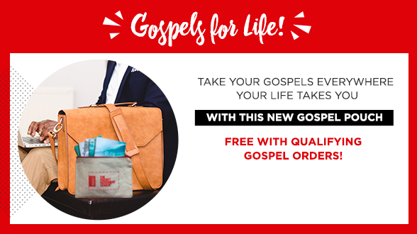 Score a Gospel Carrying Pouch with Your Next Summer Challenge Order 📚