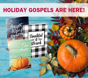Holiday Gospel kits!