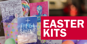 Easter Kits Are here!