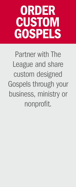 The Pocket Testament League | Evangelism: Product listing